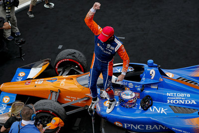 Honda and Scott Dixon are now two-for-two in the 2020 NTT INDYCAR SERIES season, with Dixon adding victory Saturday at the GMR Grand Prix in Indianapolis to his win last month at Texas Motor Speedway.