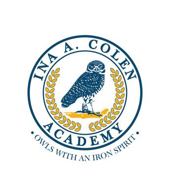 Ina A Colen Academy Logo