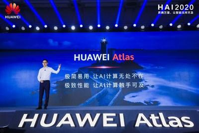 Tony Xu delivering a speech at HAI 2020