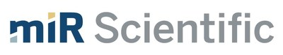 miR Scientific logo