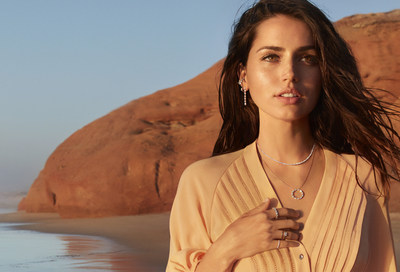 Ana de Armas Stars in The Natural Diamond Council's First Ever Celebrity Campaign