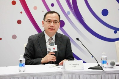 Lu Yongping, Vice President of the Global Energy Business Dept of Huawei Enterprise Business Group