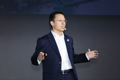 Keynote speech by Richard Jin, President of Huawei Transmission & Access Product Line