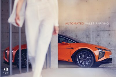 World-first Level 4 fully autonomous vehicle parking system rolled-out on Human Horizons' HiPhi X