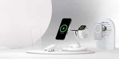 Belkin's most powerful mobile accessories optimized for iPhone 12 models
