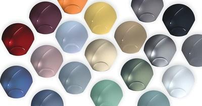 Tendencias de Color para Automóviles de BASF 2020-2021
