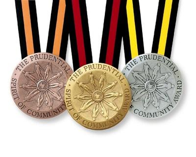 The Prudential Spirit of Community Awards logo (PRNewsFoto/Prudential Insurance)