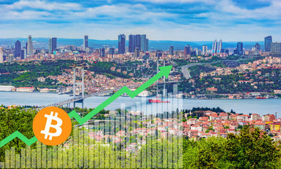 While crypto currencies reach record values, the investors chose the real estate market as the main area for profit realization.