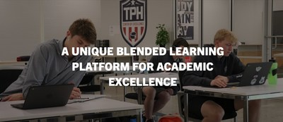 The 16 TPH Center of Excellence academies provide a completely individualized, customized, NCAA-accredited, blended learning experience to all its student-athletes. The Center of Excellence hybrid learning environment combines an online curriculum with on-site infrastructure and academic support; coursework can be completed on-demand, with 24/7, fully accessible NCAA courseware, and full-time instructors.