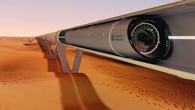 Hyperloop, Expo Dubai 2020