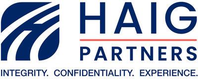 Haig Partners Logo (PRNewsfoto/Haig Partners)