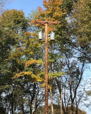 UltraPole NXT treated poles use less energy, fossil fuels and water to produce, with lower eco-toxicity than other materials used for utility poles.