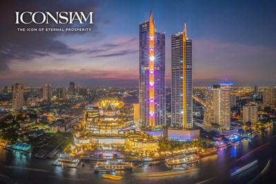 Thailand's Landmark ICONSIAM Ranked Among Top Four Best Shopping Centers in World