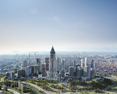 Istanbul Financial Centre set to open in 2022